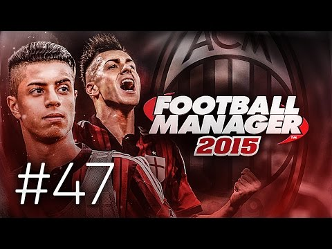 FOOTBALL MANAGER 2015 LET'S PLAY   A.C. Milan #47   Youth Intake!