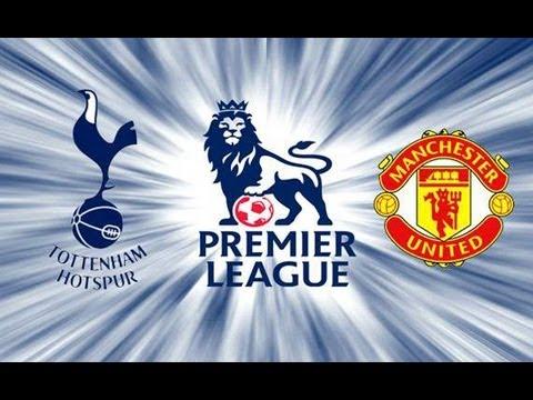Tottenham V Manchester United – Premier League 20/01/13 (Predictor Highlights)