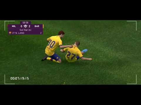 Bronze Ball Squad Barcelona U-21 VS AC Milan, Sebastian Esposito, Harvey Elliot, Noa Lang Riqui Puig