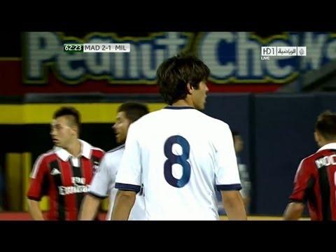 Ricardo Kaká vs AC Milan (A) 12-13 HD 720p by Yanz7x