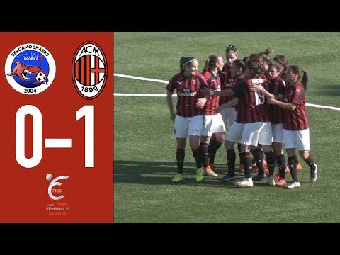 Highlights Orobica 0-1 AC Milan Matchday 19 Women's 2018/2019 season