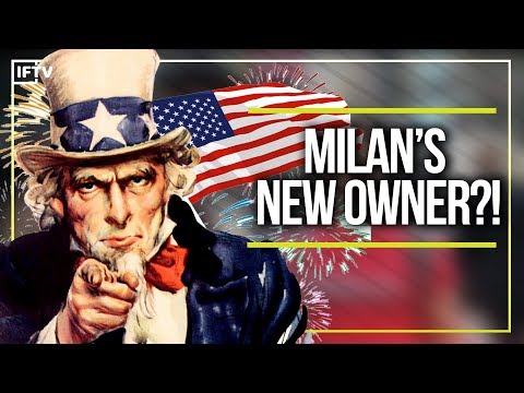 AC MILAN'S NEW OWNERS: AMERICAN?! 🇺🇸 | Serie A Transfer News