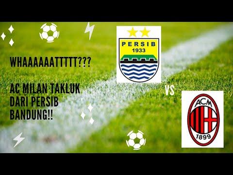 AC Milan Kalah dari Persib Bandung | Worldwide Clubs Tour #1| PES MOBILE 2020
