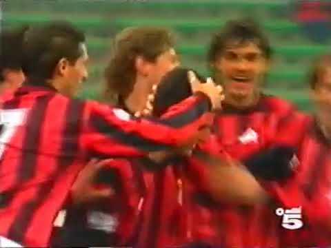 Milan vs Porto 3-0 (UCL 1993-1994) Sintesi (Live)