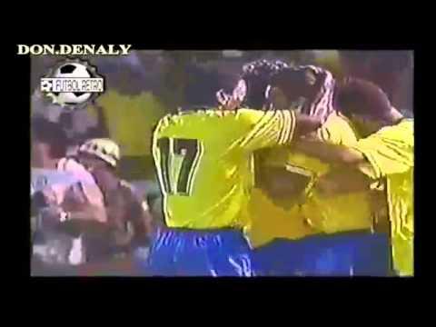 Brazil 2 x 0 Argentina – 1994