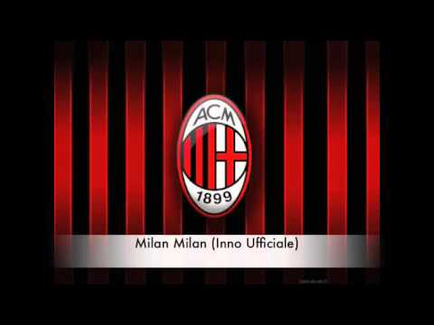 SONG OF AC MILAN – NEW 2012-2013