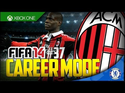 FIFA 14 XB1 | AC Milan Career Mode Ep37 – HOME DOMINANCE!!