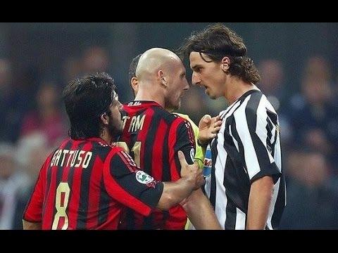 Zlatan Ibrahimović | Milan 3-1 Juventus | 2005-06 Serie A Giornata 10