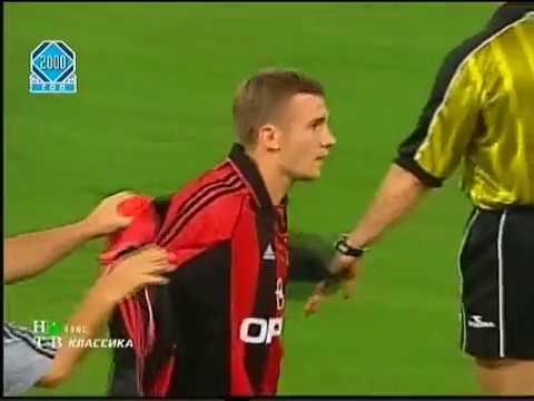 Lazio – Milan. Serie A-1999/00 (4-4)