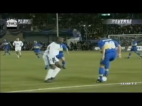 Juan Román Riquelme vs Real Madrid – Copa Intercontinental 2000 (Relato Argentino)