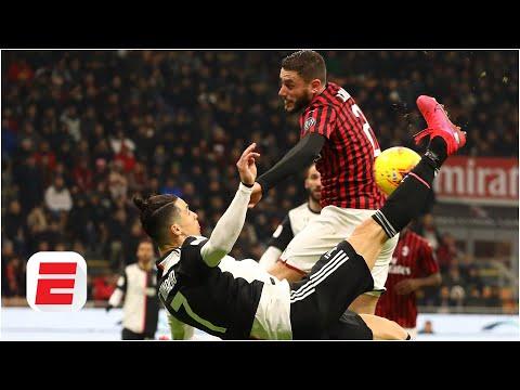 AC Milan vs. Juventus analysis: Milan were ROBBED! – Ian Darke | Coppa Italia