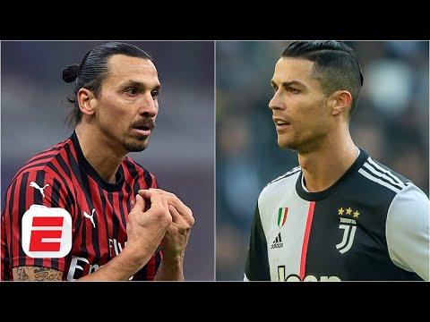 AC Milan vs. Juventus preview: Is Zlatan getting inside Cristiano Ronaldo's head? | ESPN FC