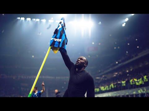 Romelu Lukaku's incredible goal celebration against AC Milan | Oh My Goal