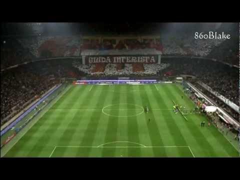 Milan vs Inter – 2012 Derby