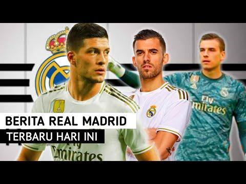 SAH! Luka Jovic RESMI TIDAK DIJUAL, bye AC Milan 🔴 Ceballos BERTAHAN 🔴 Berita Real Madrid Terbaru
