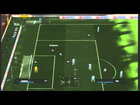 [Fifa11]AC Milan Vs Real Madrid (FT) 3 – 2