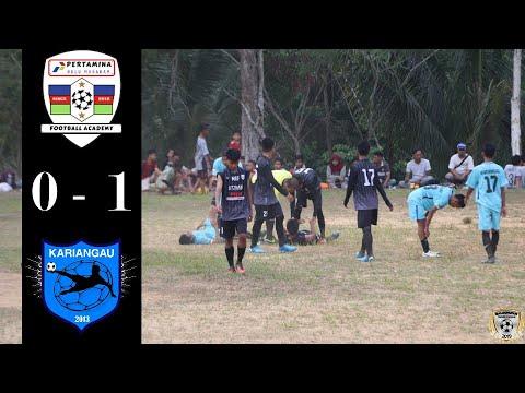 Full Match – Kariangau Vs Pertamina Hulu Mahakam | Balikpapan Friendly League U17 Tahun 2019
