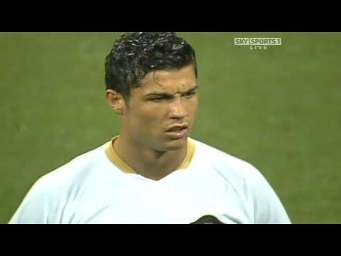 Cristiano Ronaldo Vs AC Milan Away (02/05/2007)
