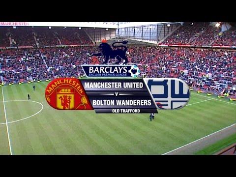 Manchester United vs Bolton (31/12/2005) – Full Match