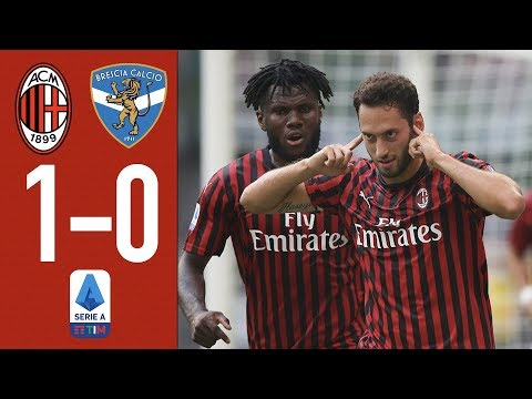 Highlights | AC Milan 1-0 Brescia | Matchday 2 Serie A TIM 2019/20