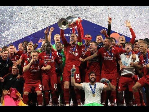 UEFA Champions League Finals 2005-2019