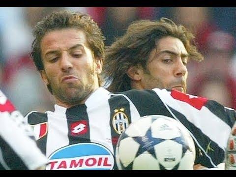 DEL PIERO VS RUI COSTA (1994) // Juventus x Fiorentina