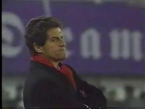 【Savicevic,Baresi,Desailly,Maldini,Feiersinger】SV Casino Salzburg 0‐1 AC Milan(UCL  7 Dec 1994 )