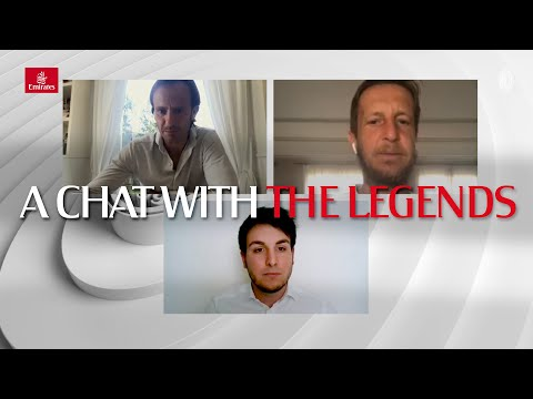 A Chat with the Legends | Ambrosini and Gilardino