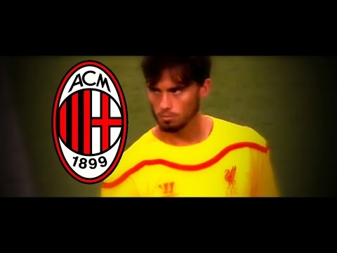 Suso Fernández – Welcome to AC Milan – 2014