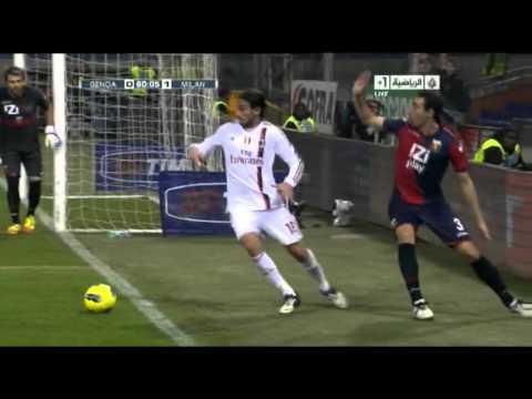 Raté de Robinho / Robinho's worst miss ever ( AC Milan )