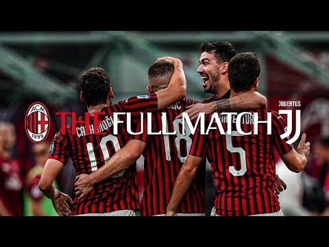 Full Match | AC Milan 4-2 Juve | Serie A TIM 2019/20