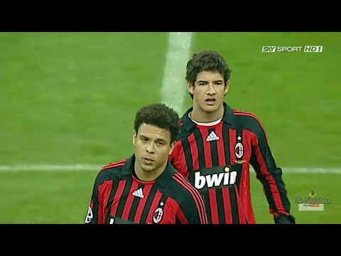 Milan vs Napoli FULL MATCH (Serie A 2007-2008)